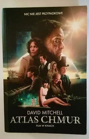 Książka Atlas Chmur David Mitchell