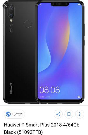 Продам телефон Huawei P Smart plus