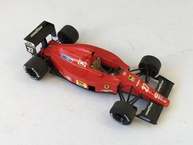 Miniatura Ferrari 640 F1, 1:43, Meri Kits