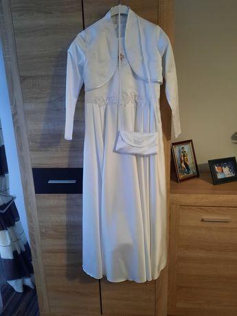 Sukienka komunijna rozm.146/152