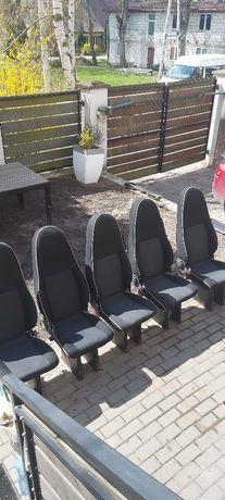 Fotele samochodowe Citroen Jumper, Ducato, Boxer.