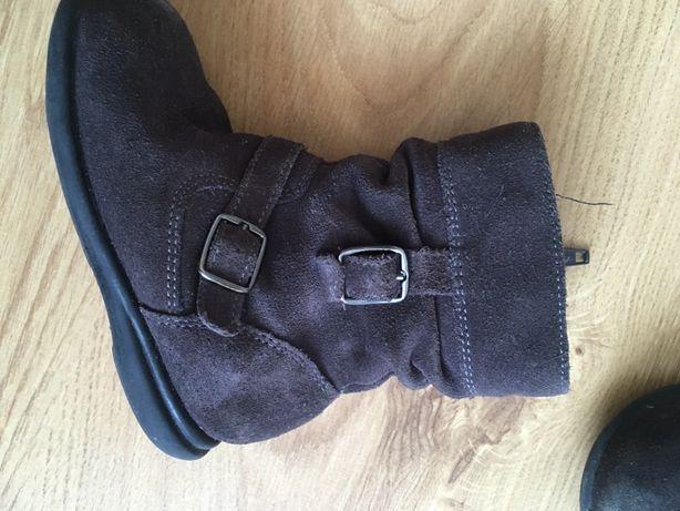 Чобітки чоботи черевики для дівчинки 21