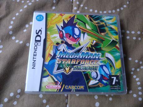 Megaman Starforce Dragon para Nintendo Ds