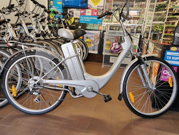 Nowy Niemiecki rower elektryczny Electro