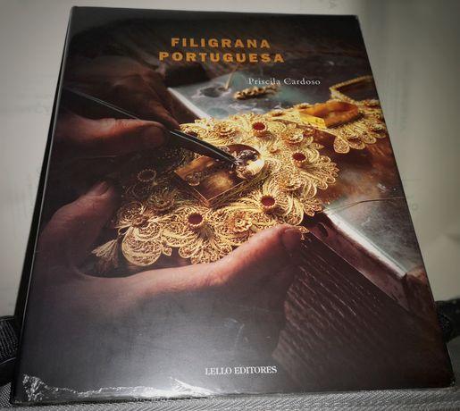 Filigrana Portuguesa - livro novo