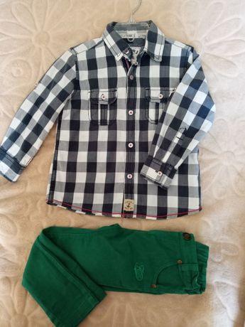 Рубашка на 2- 3роки