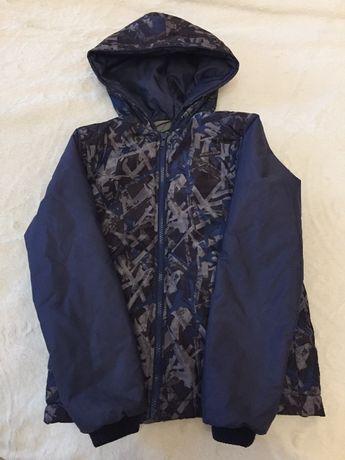 Осенняя курточка на мальчика , рост 140-146