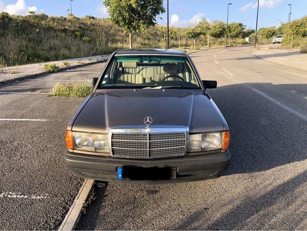 Mercedes 190 diesel 2.0 Nacional