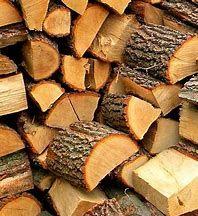 Drewno kominkowe .