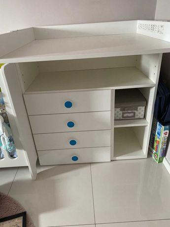 Przewijak IKEA Biały