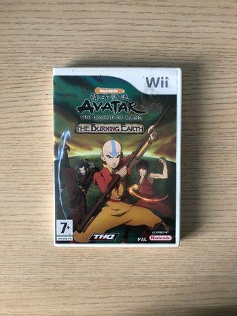 Avatar The Burning Earth - Nintendo Wii