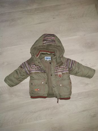 Комбинезон куртка костюм зимний для мальчика