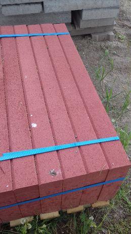 Obrzeża betonowe 8x30x100 oporniki do kostki krawężnik betonowy obrzeż