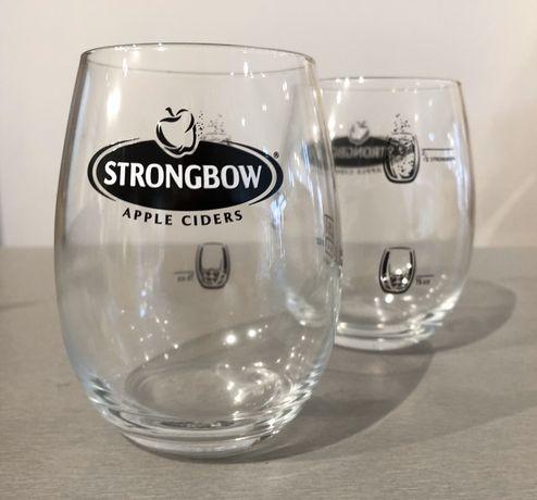 Szklanki Strongbow zestaw 6szt. Wysyłka w cenie