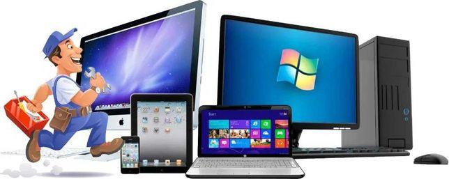 Serviços de Reparação de Computadores e Informática Geral