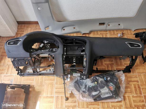 Conjunto de Airbags Citroen C4 do ano 2010