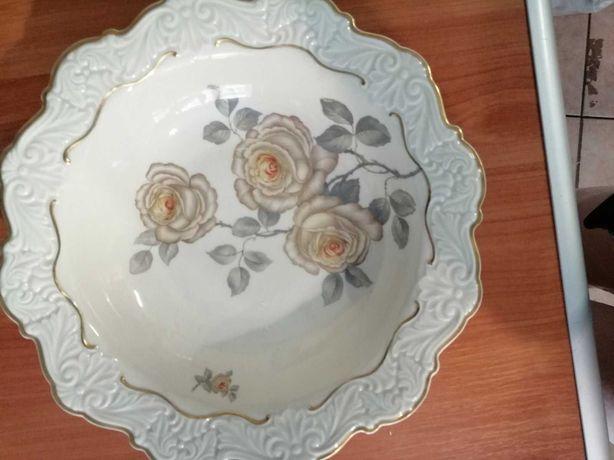 Talerz porcelanowy Sables