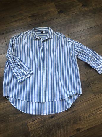 H&M koszula typu oversize 38