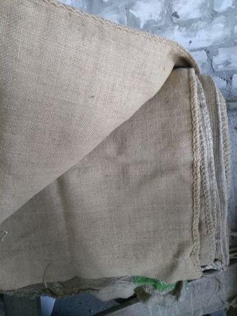 Мешки из натуральной мешковины,времён СССР