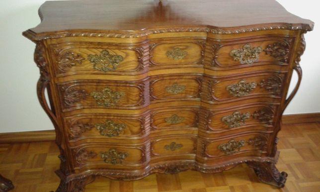 móveis mobília quarto sala baú arca consola estante armário