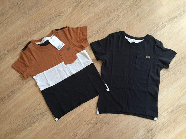 Набор футболок Н&М, 2-4Y