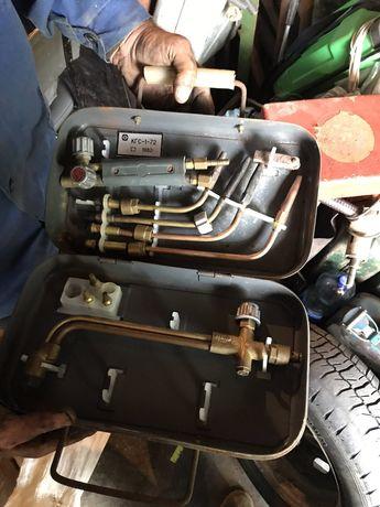 Набор газосварщика кгс 1 72