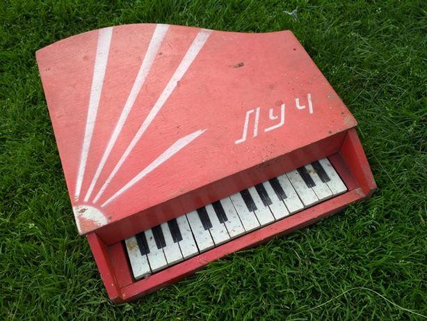 Піаніно обмен (пианино) іграшкове, часів СССР