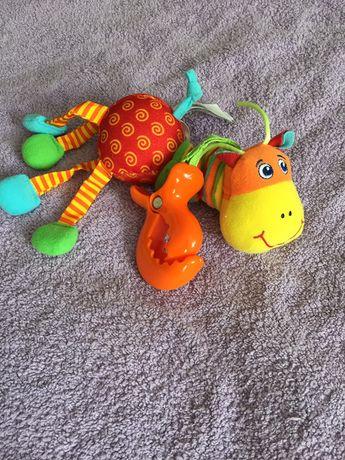 Игрушка на коляску Жирафик TinyLove