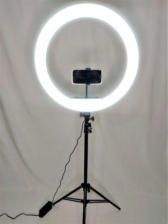 [NOVO] Ring Light [Anel 53 cm] - Tripé Extensível [60 cm - 200 cm]