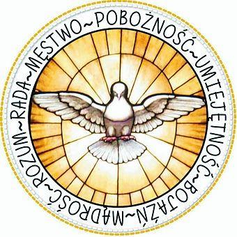 Bierzmowanie zaświadczenie dla chrzestnego naukiprzedmał Cała Polska