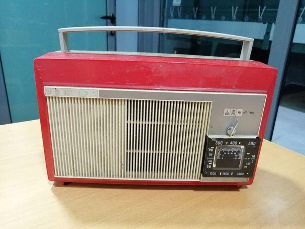 Gira discos / radio antigo da Philips