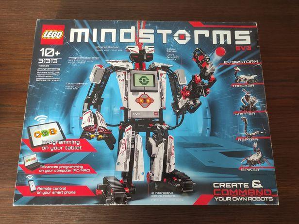 Nowe Lego Mindstorms EV3 31313 uszkodzone opakowanie