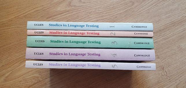 Studies in Language Testing tom 1-5