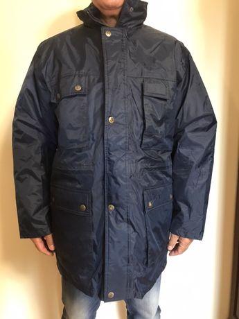Casaco impermeavel com forro removivel XL- Homem