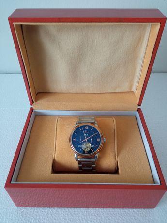 Relógio Omega c/ Turbilhão + Caixa
