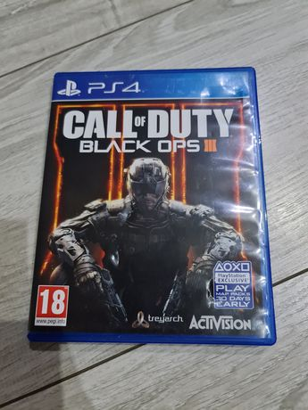 Call of Duty Ops 3 Gra Ps4 Ps5