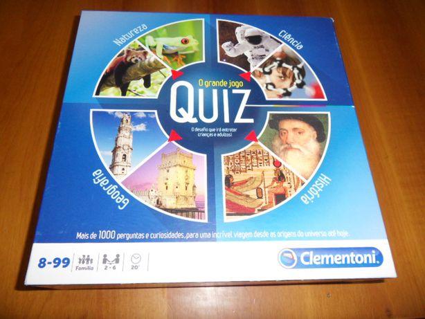 Jogo Tabuleiro O Grande Jogo Quiz