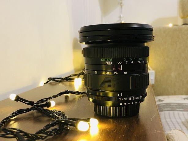 Об'єктив Nikon Promaster 19-35 3,5-4,5