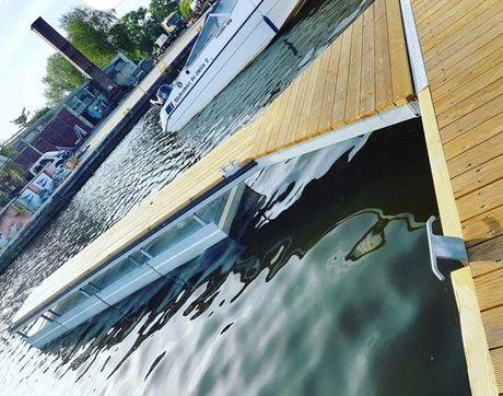 Pomost Pływajacy Marine Zremb