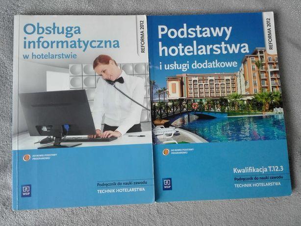 Obsługa informatyczna w hotelarstwie podręcznik + cd