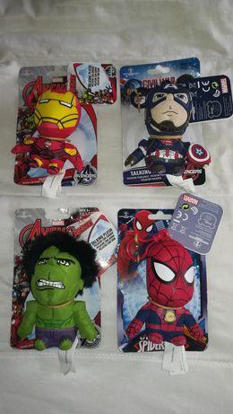 NOVO - Porta-Chaves/Chaveiros figura falante Marvel