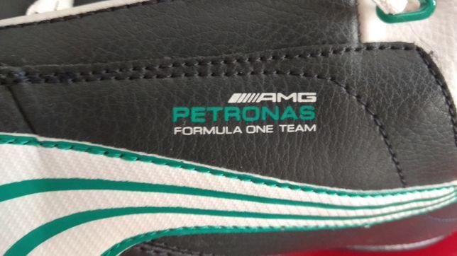 Sapatilhas Cinzentas PUMA AMG Mercedes 44