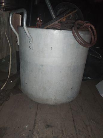 Кастрюля аллюминиевая 40 литров
