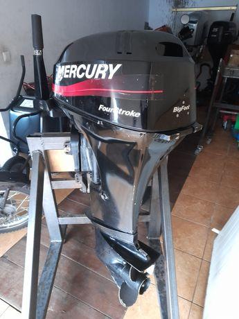 Silnik zaburtowy Mercury 25 f25 bigfoot S 2004 trym rumpel 25 km