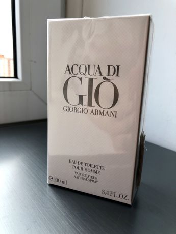 Armani Acqua di gio Оригинал 100ml giorgio армани аква ди джио aqua