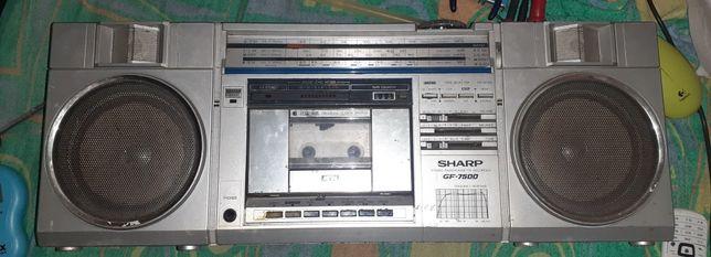 Магнитолы SHARP в коллекцию или другое.