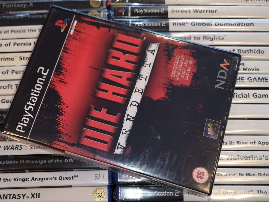 Die Hard Vendetta PS2 Sklep Ursus Warszawa - image 1
