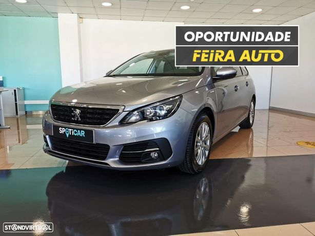 Peugeot 308 SW 1.5 BlueHDi Style
