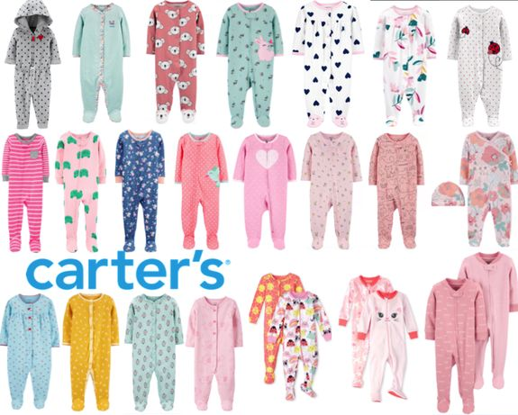 Человечки Carters, Картерс боди, бодик, пижама, комбез