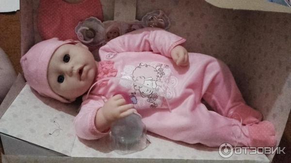 кукла Анабель 9 версія